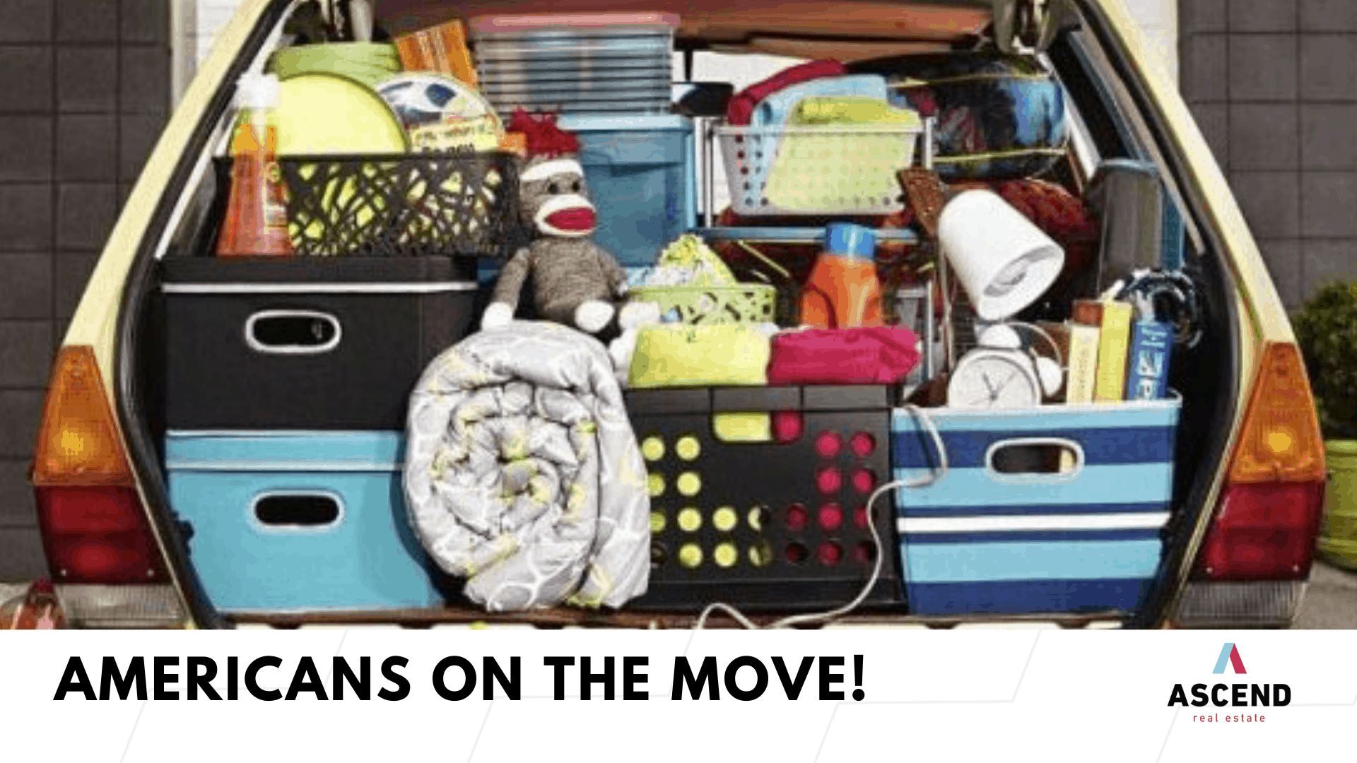 Americans on the Move!